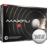 Maxfli Tour X Personalized Golf Balls