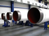 factory price anti-corrosion 3LPP PIPE