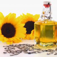 SUPERIOR 100% Pure Premium REFINED SUNFLOWER OIL in Bulk