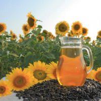 100% Refined Sunflower Oil in Bulk