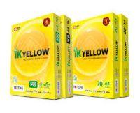 IK Yellow Copy Paper 75gsm