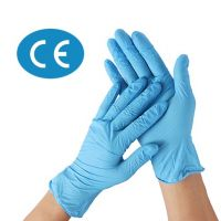 Medical Surgical Rubber Latex Glove