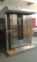 Yoslon new condition rotary convection oven at baking machine exhibition canton fair