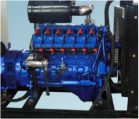 CE approved quiet 250kva gas generator set for sale