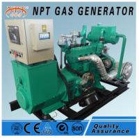 China CE approved 40kw quiet bio-gas generator price