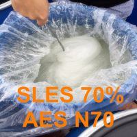 China Sodium Lauryl Ether Sulphate 70% SLES 70% Factory