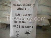 Titanium Dioxide TiO2 Anatase