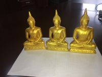 Water based Buddha gold foil paint
