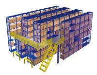 SanJi-First Mezzanine Rack (Rack Platform, Steel Platform)