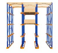 SanJi-First Drive-in Rack for Storage