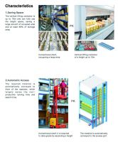 SanJi-First Cantilever Intelligent Vertical Lift