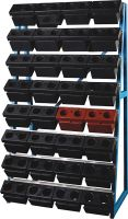 SanJi-First CNC Tool Rack,Monoclinic Rack Large capacity, safe placement,BlueCan be customized