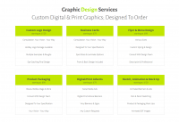 Digital & Print Graphics - Designed To Order