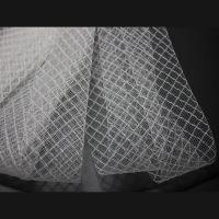 Polyester horsehair braid crinoline with PP thread