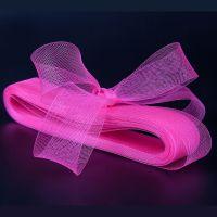 Colorful polyester horsehair braid petticoat underskier crinoline