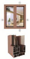 50-series casement door & window series