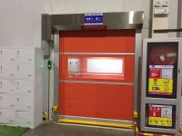High Speed Industrial Roll Up Door HSD-043