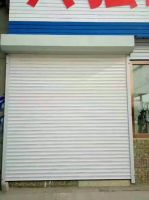 2018 Industrial Security Door /Aluminum Rapid Shutter Roll Up Rolling Door