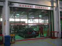 steel door   stainless steel door  high speed door