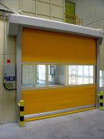 Auto fast PVC Roller high speed door