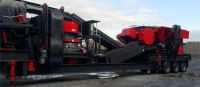 250t/h Mobile Crushing and Screening Plant General 944