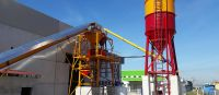 Mobile/Stationary Concrete Batching Plants in General Makina - Turkey