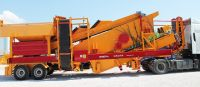 NEW GENERATION MOBILE SCREENING AND WASHING PLANT GNR YM1650.