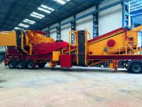 Mobile Crushing and Screening Plant General 02 for sale.
