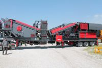 Mobile Screening and Crushing Plant - General 03 from General Makina.