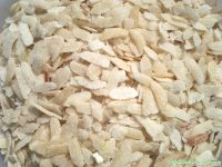 Puffed rice and Flattened rice, fresh Potato