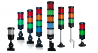ONN-M4 Multi-color Working Light Alarm Type LED Singal Tower