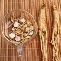 1005 Ren shen China Factory Supply Reasonable Ginseng Root Prices