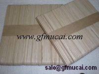 birch wood ice cream sticks