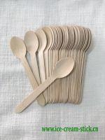 birch wood spoon