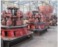 High pressure suspension grinder mill