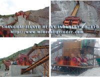 Belt conveyor for mining use
