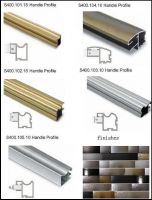 wardrobe aluminum profile