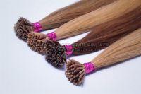 Pre-bonded Keratin Hair Extensions (Stick/I-tip, Nail/U-tip, V-tip, Flat/F-tip)