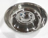 Graminheet Stainless Steel Chip and Dip Bowls 28cm