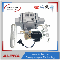 ALPHA CNG PRESSURE  REDUCER AT12 HP sequential reducer for automobile