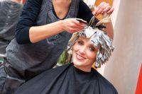 Hairdressing Aluminium Foil (DISPOWARESTORE)