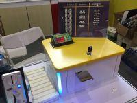 wireless amusement center cashier system, game machine management system