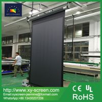 XYSCREEN Motorized projector screen video wall screen classroom furniture Motorized projector Screen
