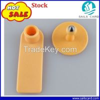 52*18mm numbered Sheep Ear Tag for Goat