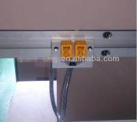 Motor Driven Vertical Lifting Screen Printing Machine