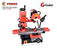 PURROS PG-600 Universal Tool Grinder   universal tool and cutter grinding machine Manufacturer