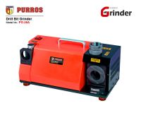 PURROS PG-26A portable grinder of twist drill bit sharpener, drill bit sharpening machine