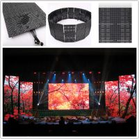 Led Video Curtain Charming LED
