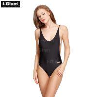 I-Glam Sexy Black One-piece Bikini Swimwear