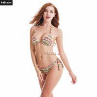 I-Glam Sexy Printed Women Bikini Swimwear